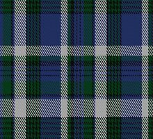 01529 Alberta, Quebec, Nova Scotia, Canada District Tartan Fabric Print Iphone Cae by Detnecs2013