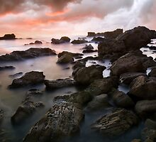 Red Sky by jswolfphoto
