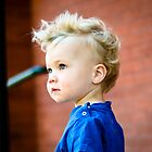 Toddler Mohawk by gottschalkphoto