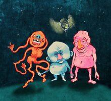 Ohana Means Family by Zoe Tubbenhauer by inkinc