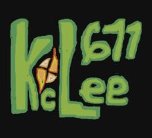 KcLee677 Logo Yellow by KcLee677