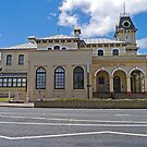 Post Office, Tenterfield, Queensland, Australia by Margaret  Hyde