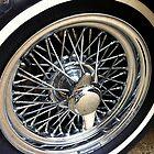 Daimler SP250 Spoke Wheel by blumecreations
