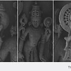 The Immortals of Ranki Vav, Gujarat by Biren Brahmbhatt