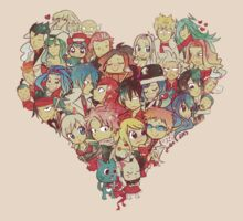 fairy tail heart by ilovemomo