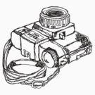 Holga 120 Plastic Toy Medium Format Camera by strayfoto