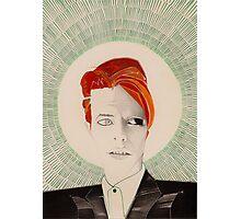 David Bowie Photographic Print