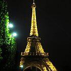Eifel Tower - Night by jackiechen123