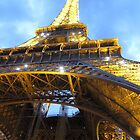 Eifel Tower  by jackiechen123