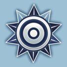 Halo 4 Invincible! Medal by Erik Johnson
