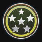 Halo 4 Killtrocity! Medal by Erik Johnson