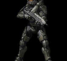 Master Chief by Mytholxgy