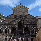 Cathedral in Amalfi by kirilart