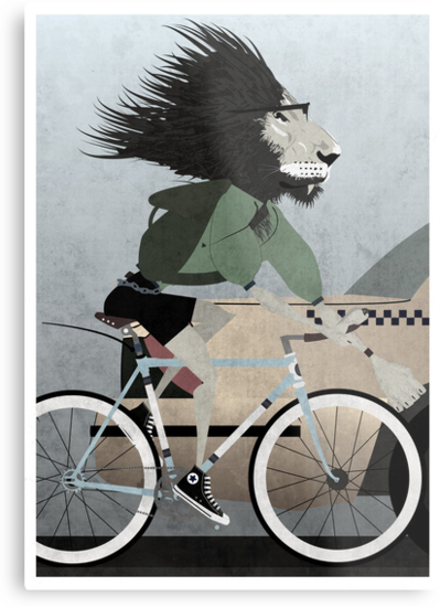 Alleycat Race by Andy Scullion