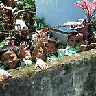Children Playing, Indonesia by GracieHb