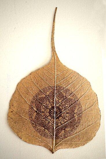 Bo Leaf by Freja Friborg