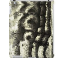 Etching Abstract iPad Case/Skin