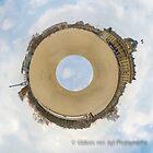 Paris - My little planet by Gideon van Zyl