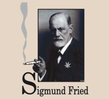 Sigmund Fried by mouseman