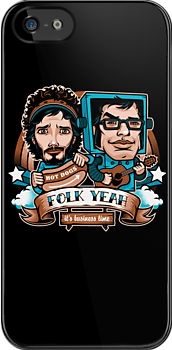 Folk Yeah! by harebrained