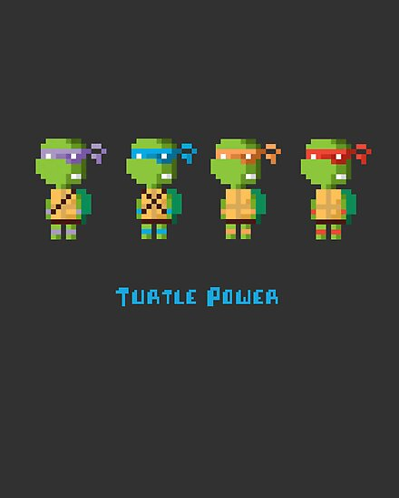 Turtle Power by Simon Alenius