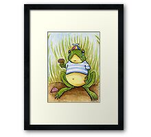 My Life Is Awful  Framed Print