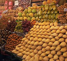 Fruit in Thailand by kaw76