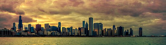Chicago Fire by Jigsawman