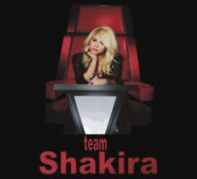 Team Shakira by Kip1