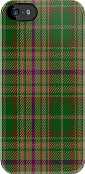 01574 Annand Family Tartan Fabric Print Iphone Case by Detnecs2013
