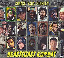 Beastcoast Kombat by deadstxle