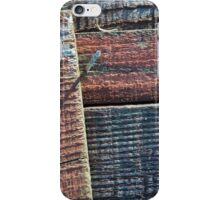 Wooden Weave iPhone Case/Skin