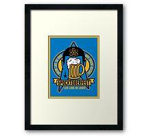 Spocktoberfest Framed Print