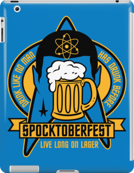 Spocktoberfest by popnerd
