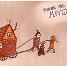 Thank you for helping us move house by Shyborg