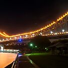 The Story Bridge - Colour by Jack McClane