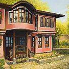 Old House in Koprivshtica by kirilart
