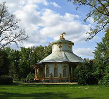 Potsdam The Chinese House by kirilart
