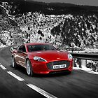 The new Aston Martin Rapide S ... by M-Pics