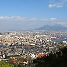 Naples Panoramic View by kirilart