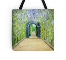 Schoenbrunn in Vienna The Palace Gardens Tote Bag