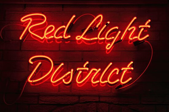 Red Light District by kirilart
