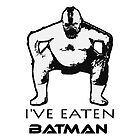 I've eaten Batman by HeavenGirl