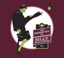 The Ministry of Silly Walkers T-Shirt