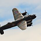 The Avro Lancaster Bomber by Shane Ransom
