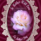 Mother's Day Rose Card by judygal