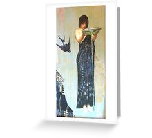 Circe Greeting Card
