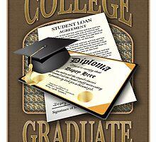 College Graduate by Kathleen Dupree