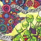 Alien Melody by Chairul
