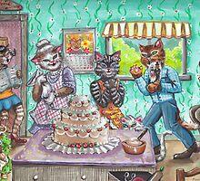 Cake Cake Fiasco by Chairul